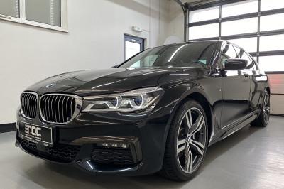 BMW 730d xDrive Aut. M-Paket/Fahrerassistenz/Laserlicht/uvm bei Auto ROC GmbH in Spittal an der Drau