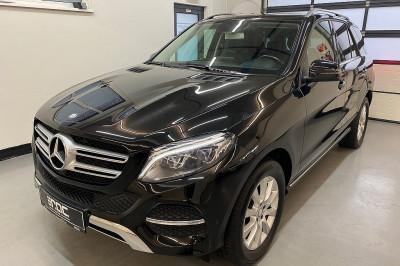 Mercedes-Benz GLE 250 d 4Matic Aut. LED/Kamera/Navi/Teilleder/ bei Auto ROC GmbH in Spittal an der Drau
