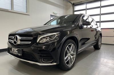 Mercedes-Benz GLC 220d 4MATIC Aut. AMG-Paket/LED/Navi/AHK/Teilleder/Kamera/uvm bei Auto ROC GmbH in Spittal an der Drau
