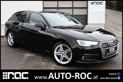 Audi A4 Avant 2,0 TDI quattro Sport S-tronic Sline/Virtual/Navi+/STH/Kamera/uvm bei Auto ROC GmbH in Spittal an der Drau