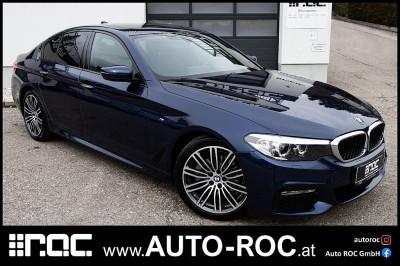 BMW 520d xDrive Aut. M///Sportpaket/LED/HUD/Navi/360°Kamera/Leder/uvm bei Auto ROC GmbH in Spittal an der Drau