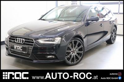Audi A4 Avant 2,0 TDI quattro DPF Xenon/Sportsitze/SHZ/Bluetooth bei Auto ROC GmbH in Spittal an der Drau