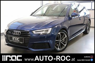 Audi A4 Avant 3,0 TDI quattro Sport tiptronic 3x S line/Virtual/Navi+/Dämpferregelung/B&O/uvm bei Auto ROC GmbH in Spittal an der Drau
