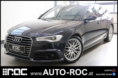 Audi A6 Avant 2,0 TDI ultra S-tronic Xenon/Navi+/Luftfederung/AHK/Kamera/uvm bei Auto ROC GmbH in Spittal an der Drau