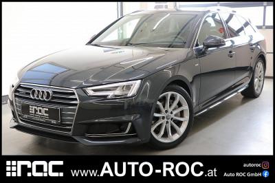 Audi A4 Avant 3,0 TDI quattro Sport S-tronic 3x S line/Virtual/Navi+/LED/B&O/uvm bei Auto ROC GmbH in Spittal an der Drau